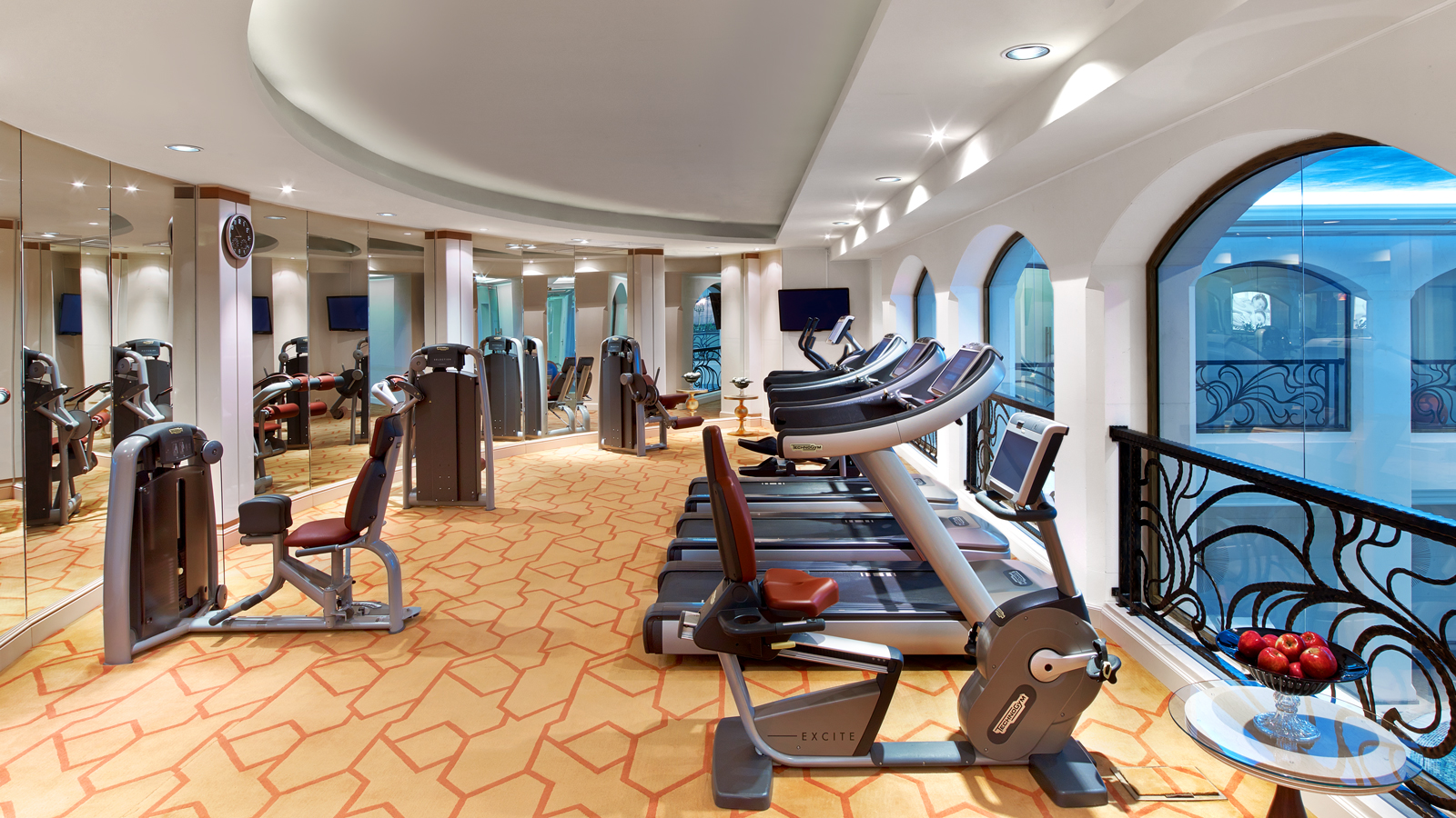 Luxury Five-Star Hotels in Moscow | The St. Regis Moscow Nikolskaya | 24 hour Fitness Center