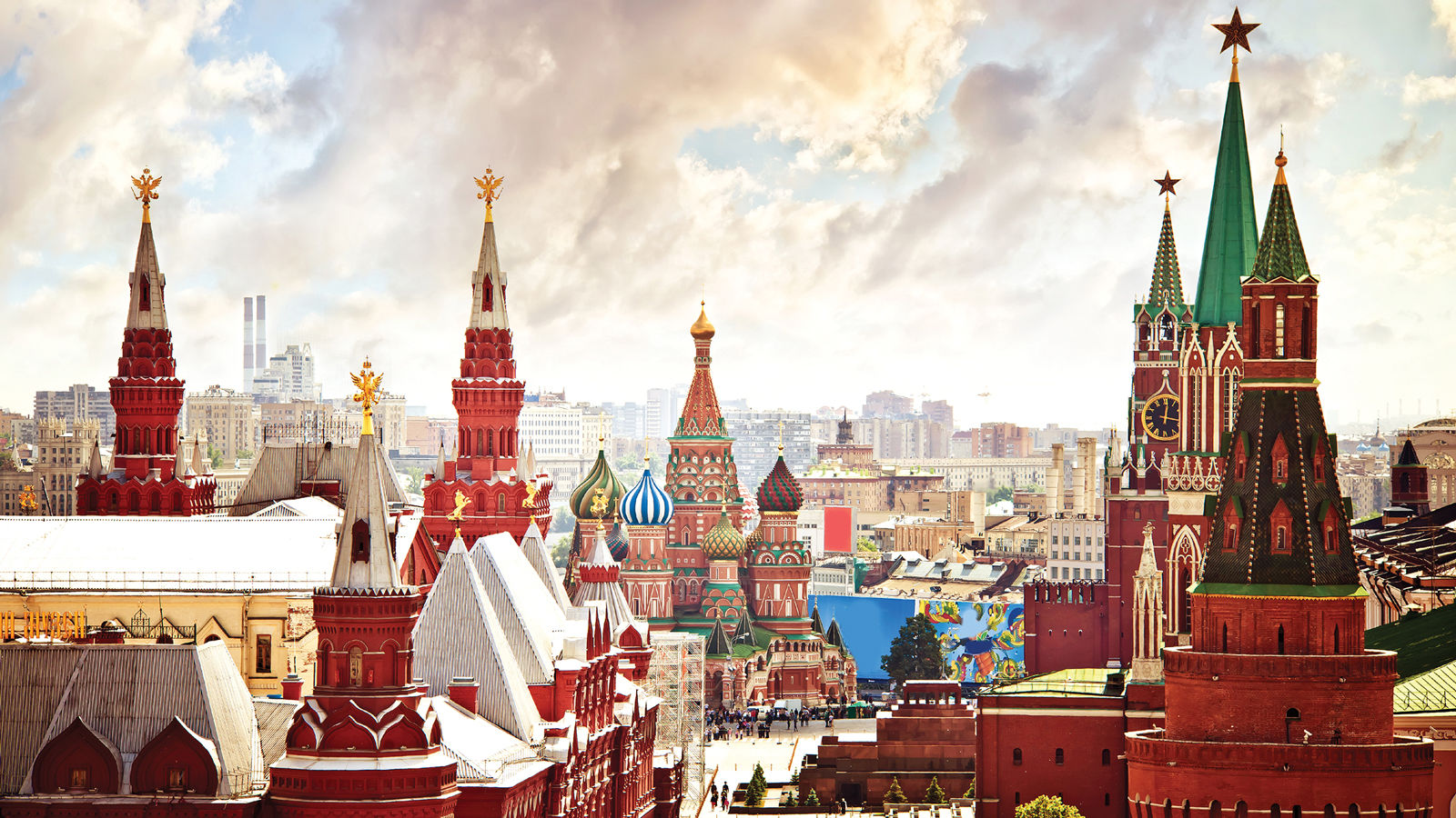 Luxury Hotel in Moscow | Kremlin view, Moscow