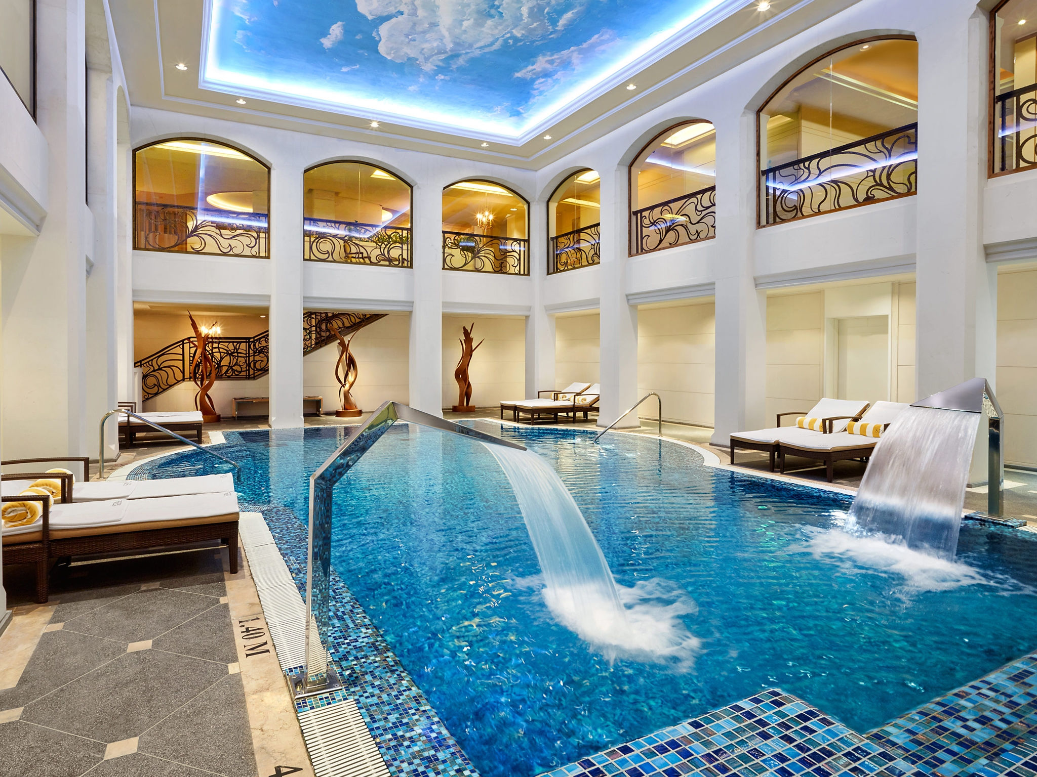 Swimming Pool, The St. Regis Moscow Nikolskaya