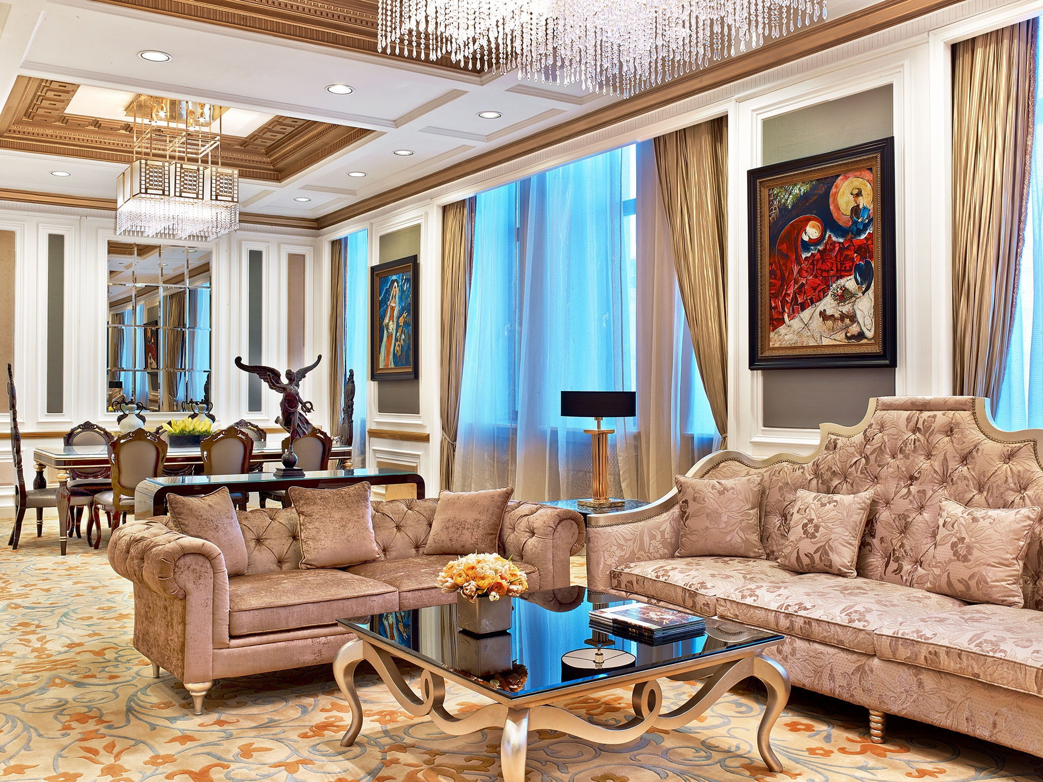 Royal Suite, The St. Regis Moscow Nikolskaya
